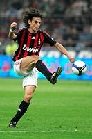 filippo inzaghi, milano 2009, serie a football championship 2008_2009, milan_juventus