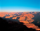 mountain, GrandCanyon, landscape, scenery, canyon, America