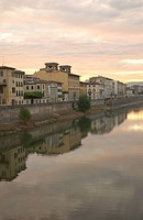 Arno River _ Florence, Italy