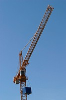 industry, crane, machinery, container, freight, goods