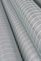 tube, tubing, cylindrical, metal drum, metal tube, surface