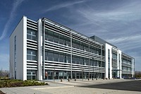 Office building, business park, England, UK