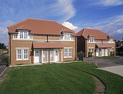 Residential development, England