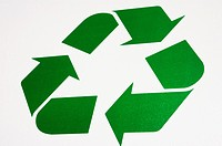 The recycling symbol