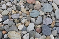 Pebble, Rock, Smooth, Stone, Abundance