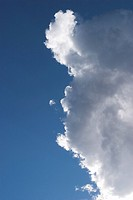 Blue Sky, Calm, Clouds, Day, Dense (thumbnail)