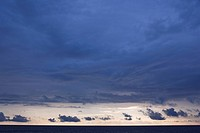 Calm, Climate, Clouds, Environment, Horizon