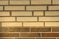 Beige, Brick, Brick Wall, Brown, Close-Up (thumbnail)