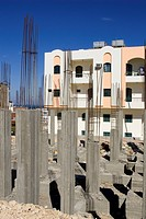 Building, Building Exterior, Building Structure, Cement, Column