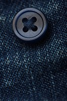 Blue, Button, Close_Up, Denim, Fabric