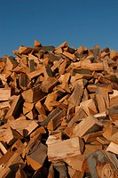 wood, wooden, pile, heap, fuel, raw material