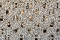Building, Day, Concrete, Close_Up, Architectural Feature
