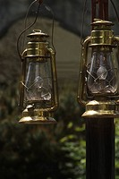 Bulbs, Day, Lamp, Lantern, Metal