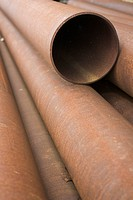 Brown, Circle, Close_Up, Cylindrical, Day