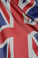 British Flag, Close_Up, Fabric, Flag, Folded