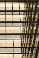 windows, pane, glass, reflection, close_up, focus