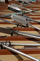 metal, oar, leisure, sports, recreation, rows