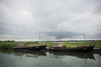 Boats, Calm, Clouds, Cloudy, Conveyance (thumbnail)
