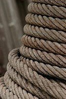 ropes, dock, industrial, detail, background, close_up
