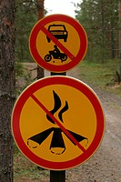sign, indicating, information, warning, caution, signage
