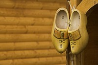 Bamboo, Clogs, Close_Up, Design, Ethnic