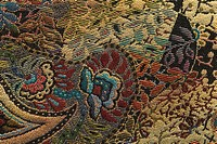 Carpet, Close-Up, Design, Embroidery, Full Frame (thumbnail)