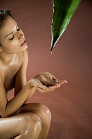 Aloe treatment
