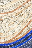Close_Up, Curve, Design, Full Frame, Mosaic