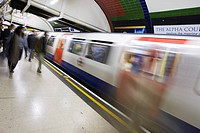 Blurred, Capital Cities, City Life, Commute, Commuter (thumbnail)