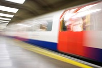 Blurred, Commute, Conveyance, Fast, Glass