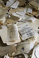 Data, Documentation, Documents, Garbage, Indoors