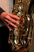 horn, hands, music, device, harmonious, accessory