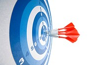 board, aim, background, arrow, archery, bullseye, accurate