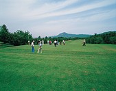 outdoors, golf, scenic, scenery, landscape, golf course, sports