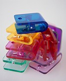 Multi_Colored Paper Clips