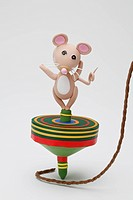 Top_Spinning Of A Rat