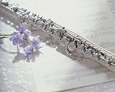A Score, A Flute, And A Flower (thumbnail)