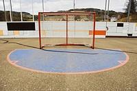 Goal in sports field