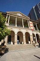 Historic General Post Office, Brisbane, Queensland, Australia