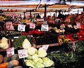 Market, Venice, Italy