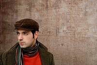 Man, gentle, fall, fashionable, teacher, portrait (thumbnail)