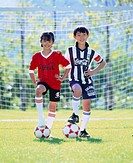 Child, Sports, Soccer, Japan