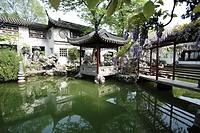 Suzhou, Jiangsu sheng, China, Asia, World Heritage, garden, garden woods