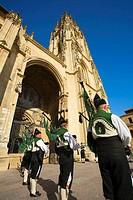 Cathedral, Oviedo. Asturias, Spain