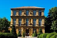 HOTEL VENDOME AIX EN PROVENCE BOUCHES DU RHONE PROVENCE FRANCE