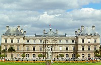 Luxembourg Park and Senat