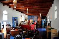 geography / travel, South Africa, Stellenbosch, buildings, shop in wine_growing estate Dornier, show room, interior view, trade,