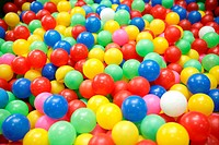 Ball Pool, Close Up