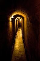 Chiunglin Tunnel in Jinhu Town, Kinmen County, Taiwan