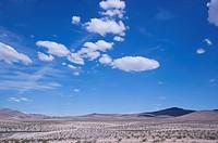 Clouds in the clear sky